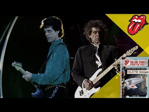 The Rolling Stones - Mixed Emotions - From The Vault - Live At The Tokyo Dome