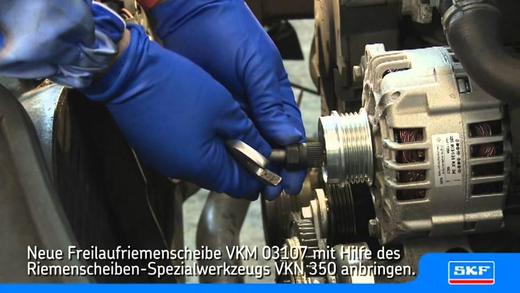 lichtmaschine vw t5