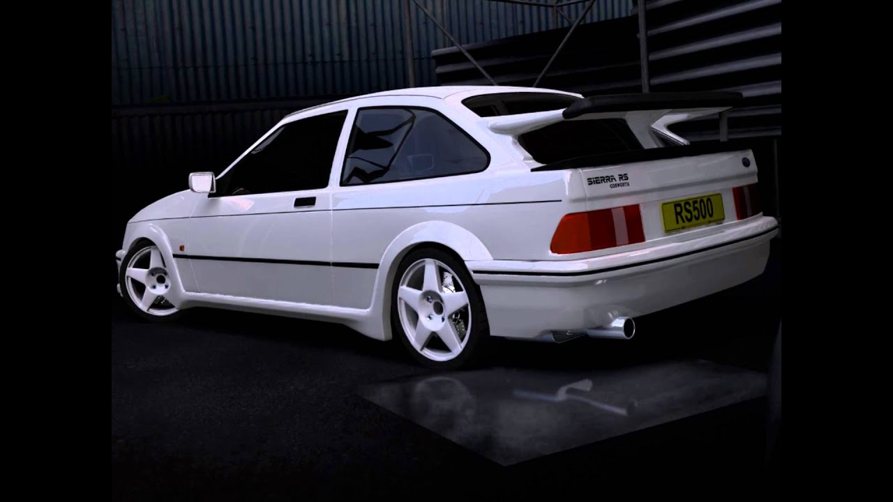 ford sierra rs 500 youtube. Black Bedroom Furniture Sets. Home Design Ideas