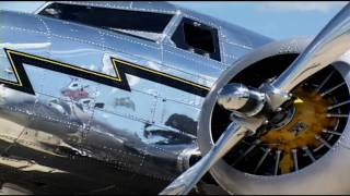 1936 Lockheed Electra 12A Junior - Fly/In Cruise/In