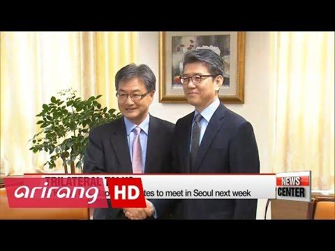 S. Korea, China six-party talks envoys to meet in Beijing