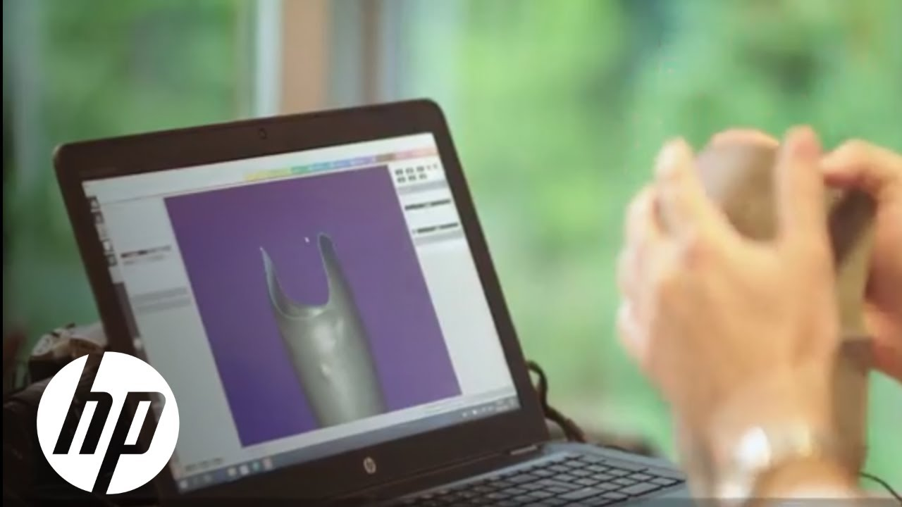 Prosfit's 3D Printing Innovation | Jet Fusion 3D Printer | HP