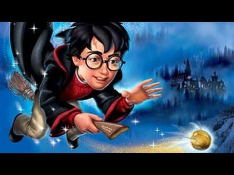 """Полное прохождение игры  """"Гарри Поттер и Философский камень"""" на 100% на ПК в качестве 720 HD"""