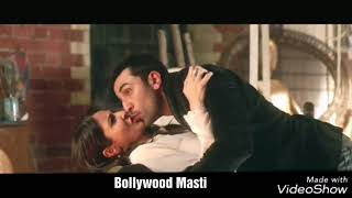 Anushka Sharma Kissing Scene In Ultra HD | Movie Romantic Scene | Anushka Sharma hot scene