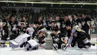 NHL 13 (PS3) - Stanley Cup Finals Game 5 - Sharks vs Penguins
