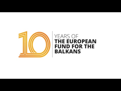 European Fund for the Balkans' 10th Anniversary Event - Live Stream