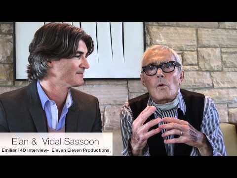 Vidal & Elan Sassoon-  4D Opening Video
