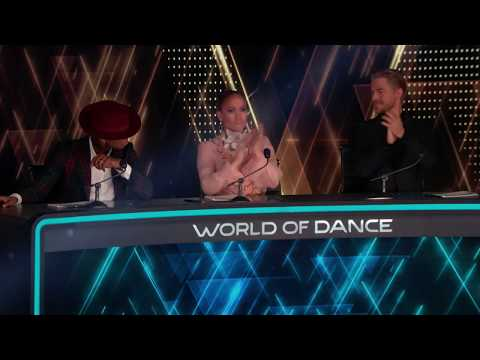 DNA - Denys And Antonina On NBC World Of Dance Qualifier Round Performing Paso Double