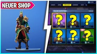 "😨 BACK DA! ""GUAN YU"" Skin in the shop from 09.02 🛒 Fortnite Battle Royale & Save the World"
