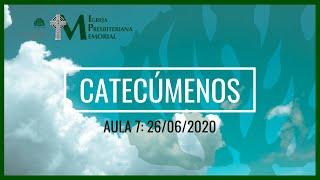 CATECUMENOS AULA 7