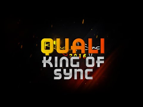 »Quali ╚KING OF SYNC-QUALIFICATION╗ from YouTube · Duration:  16 seconds