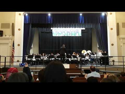 Wheeler avenue school winter concert 2018
