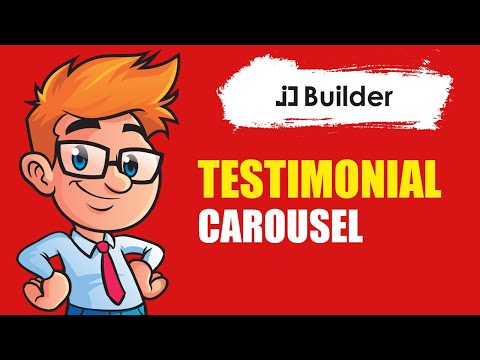 How to Use Testimonial Carousel Element in JD Builder thumbnail
