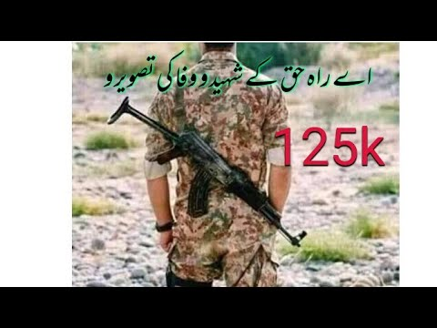 Aye Rahe Haq K Shaheedon Instrumental Version   HD   Exclusive   Pakistan Army 2017 Ali Momin