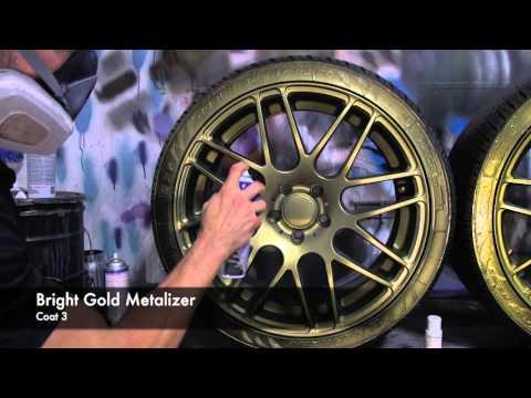 Battle of the Golds - Plasti Dip Product Comparison