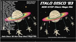 ITALO DISCO '83 🪐 Non Stop Hits Mega Mix