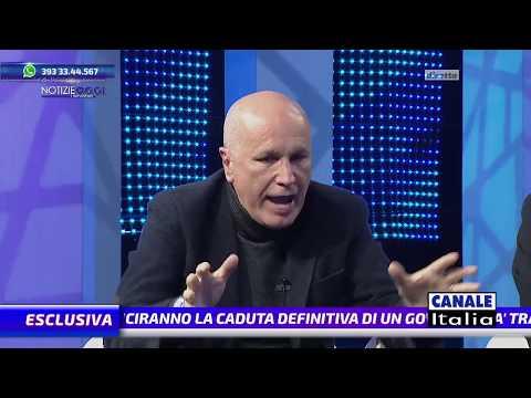 Marco Mori spiega il debito pubblico, Bruno Cesaro:'Il debito pubblico non esiste'