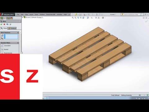 Solidworks Pallet Tutorial
