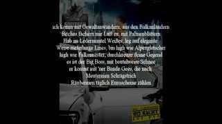 Kollegah - Kokamusik ( nur Doubletime + Lyrics )