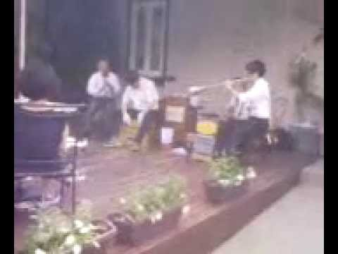 Bazooka (instrument), The Jazzboilers