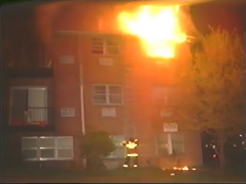 Brandywine Garden Apartments Building Fire West Chester Pa