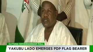 Yakubu Lado  emerges PDP governorship flagbearer in Katsina