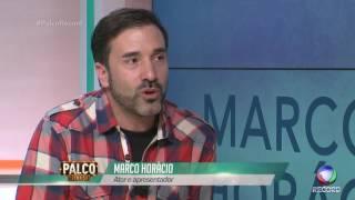 PALCO RECORD - ENTREVISTA MARCO HORÁCIO