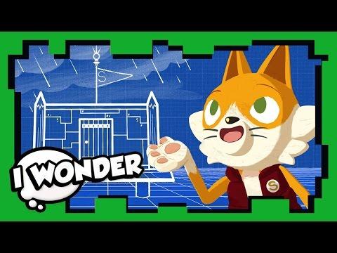 I Wonder - Episode 21 - Fort Stampy - WONDER QUEST