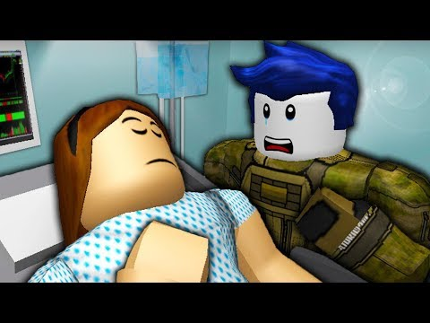 THE LAST GUEST - DAISY IS IN THE HOSPITAL?! ( A Roblox Jailbreak Update Roleplay Story)