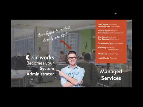 Briggs & Stratton Corporation: Why We Use Managed Services