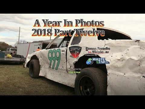 A Year In Photos 2018 Pt. 12, Caney Valley Speedway