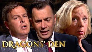 Peter's Infringement Allegations Cause Conflict Between Dragons | Dragons' Den
