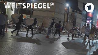 Spanien: Strassenhändler - gejagt und geduldet | Weltspiegel