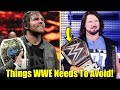 watch he video of 10 Things WWE SHOULD AVOID DOING AT TLC! (2018)