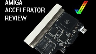 ACA1221 Amiga Accelerator Review - The Obsolete Geek