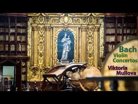 Bach - Violin concertos (Viktoria Mullova)