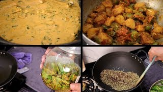Indian Mom Evening to Night Routine | INDIAN DINNER ROUTINE | MirchAchaar/MethiPaneer/AlooCapsicum