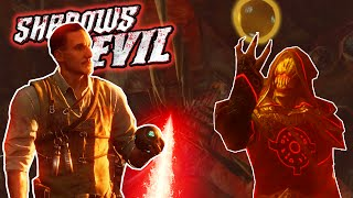 """SHADOWS OF EVIL"" FULL EASTER EGG GAMEPLAY WALKTHROUGH! (Black Ops 3 Zombies)"