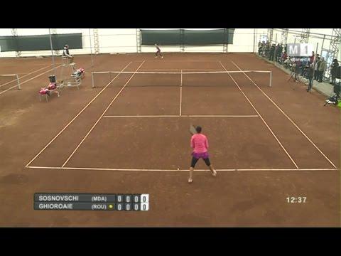 ITF 10k Chisinau 2016 / Final / Sosnovschi v Ghioroaie