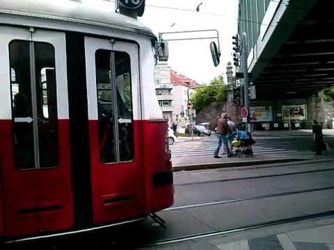 Straßenbahn Linie 43 Hernals In Wien1 Youtube