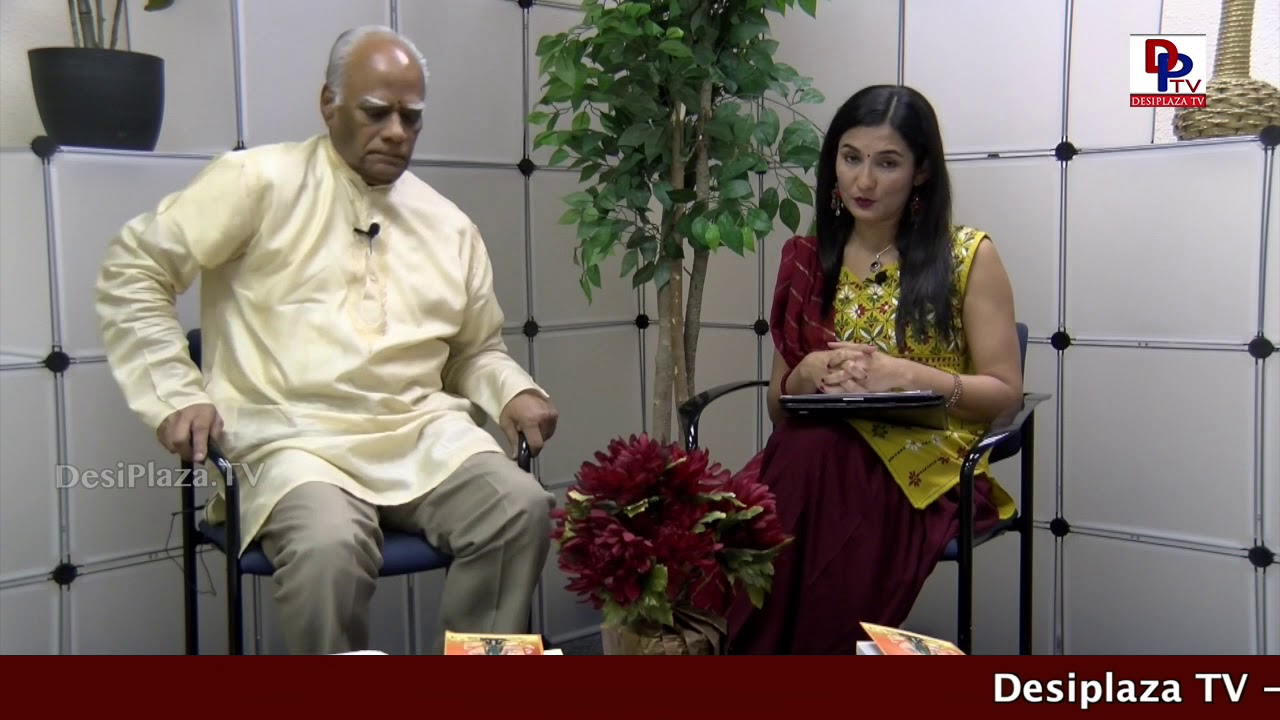 "Part3 - Dr. Prakash Rao - Interview about his book ""Reviving Hinduism """