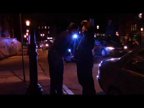 Copwatch Happens, Fishing Expedition Filmed