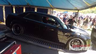 SRT 300C Launches Off The dyno