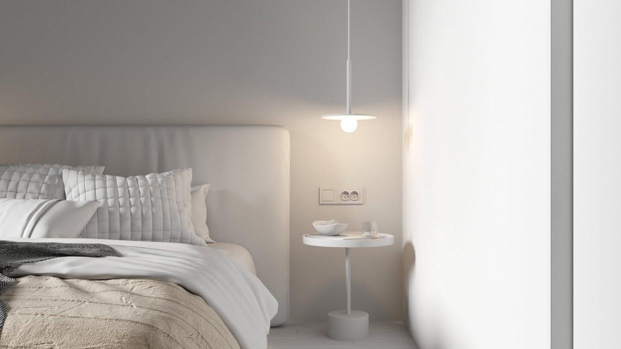 Corona室内空间灯光逻辑与布局讲解