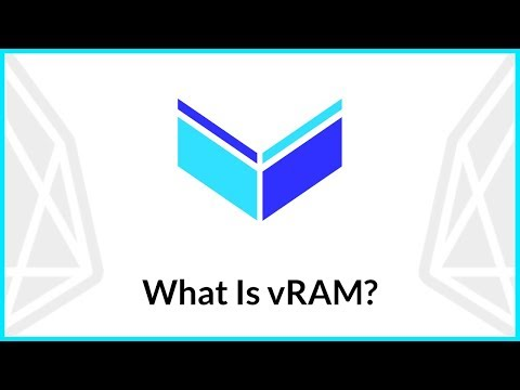 What Is vRAM? | The RAM Solution That EOS Needs 🤔