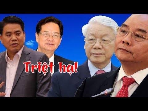 Nguyễn Đức Chung thao túng Ba Đình, BCT bất lực từ khi nào?