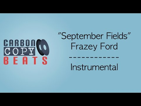 September Fields - Instrumental / Karaoke (In The Style Of Frazey Ford)