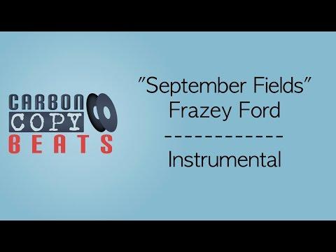 September Fields  Instrumental  Karaoke In The Style Of Frazey Ford