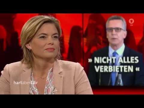 Deutsch: Hart aber Fair Ahmadiyya Muslim Khola Maryam Hübsch debates