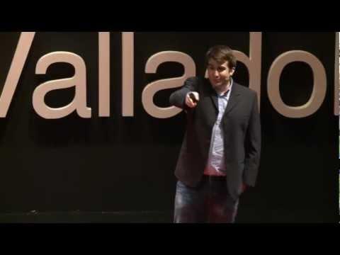Hola, Soy Edu y tengo un TCA: Eduardo Pradanos at TEDxValladolid